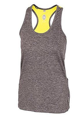 Club Ride Women's Trixie Cycling Tank Top XS Graphite