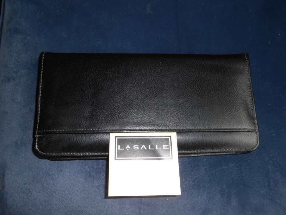 Travel Zipper Wallet Genuine Leather-Unisex-Brand New-Individually Handcrafted