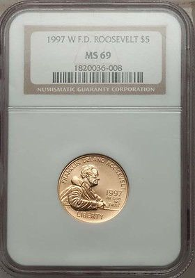 1997-W $5