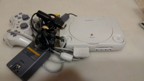 Sony PlayStation 1 - PSone system  (SPCH-101) Tested & Working