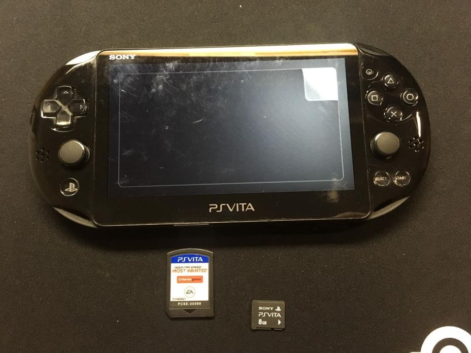 Sony PS PlayStation Vita Slim PCH-2001 - 8GB Memory Card - Need For Speed
