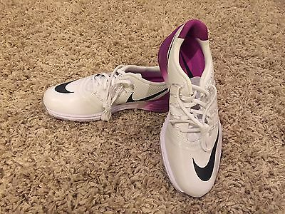 NEW Nike Women's Lunar Control 4 Golf Shoes - Size US 10 - Style 819034-100