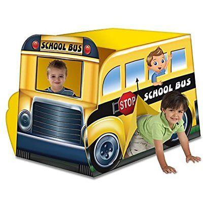 Playhut Play Vehicles School Bus Vehicle