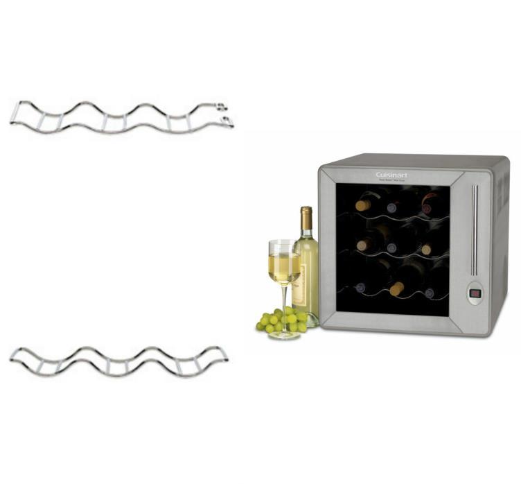 Cuisinart Private Reserve Wine Cellar RACKS (CWC-900) - Open/Closed Racks