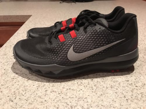 New Nike TW 15 Tiger Woods Golf Shoe Size 9.5
