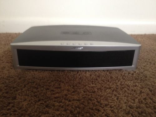 Bose 321 Home Theater System Series III HDMI Media Center DVD player-AV 3-2-1