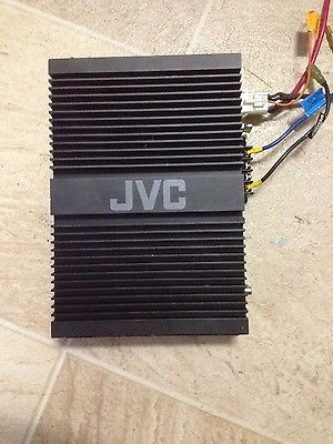 old school car amp JVC KS-A 202