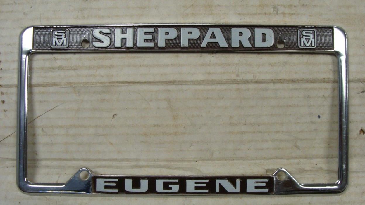 License Plate Frame Dealer For Sale Classifieds