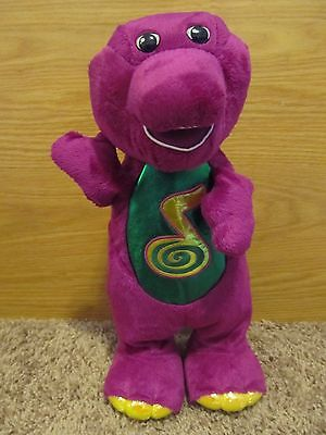 DINO-DANCE SINGING MOVING PLUSH TOY 14