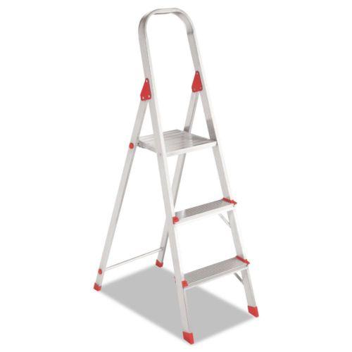 Davidson 3' Folding Aluminum Euro Platform Ladder  - DADL234603