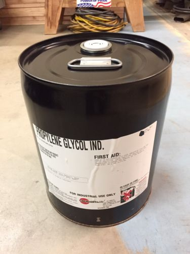 5 US Gallons (18,925 mL) ChemCentral Propylene Glycol NEW!
