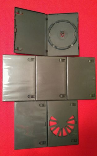 Dvd cases empty