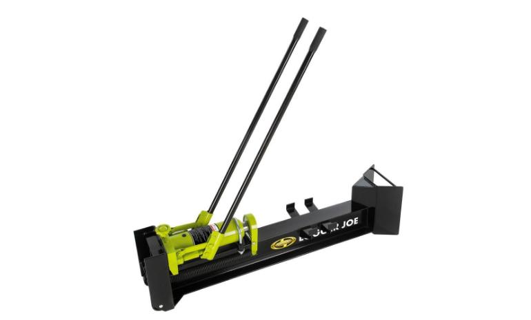 Sun Joe Logger Joe 10 Ton Hydraulic Log Splitter Ram Return Spring user Friendly