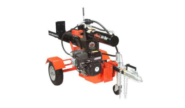 Ariens 34-Ton 211cc Gas Log Splitter Centrally Located Controls Open Operating