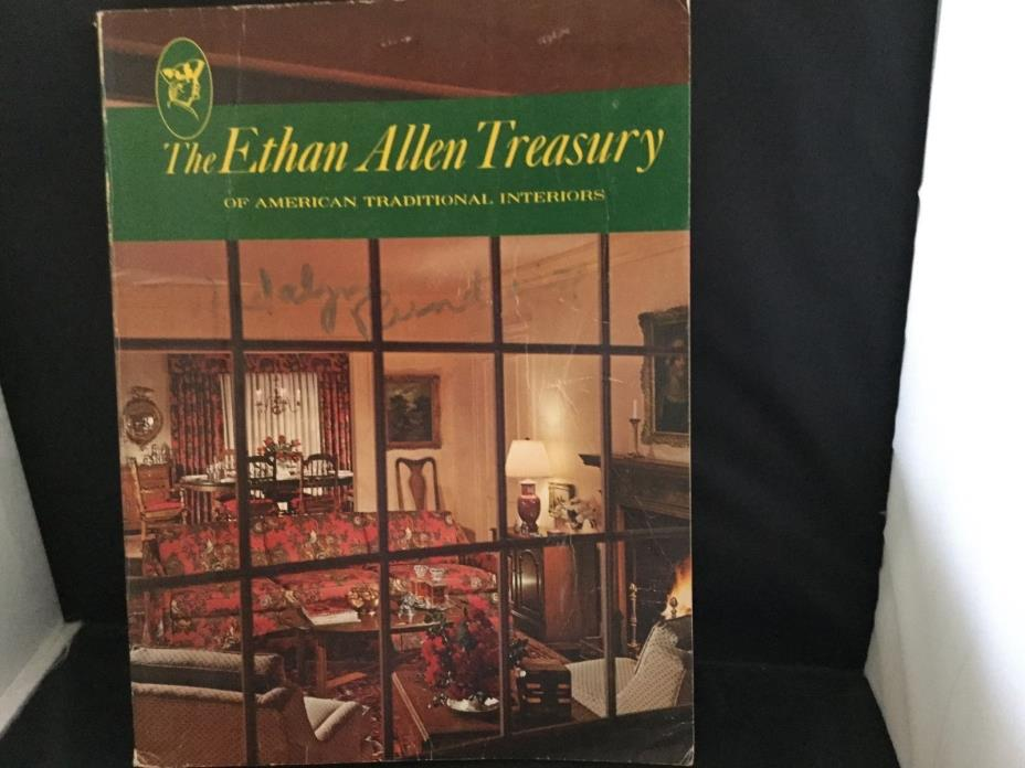 The Ethan Allen Treasury of American Traditional Interiors