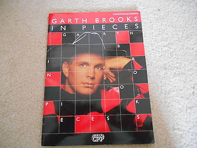 Garth Brooks In Pieces   Piano/Vocal/Chords