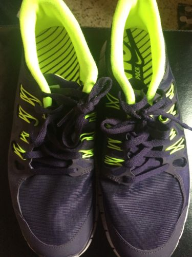 nike women shoes Size 10 Purple