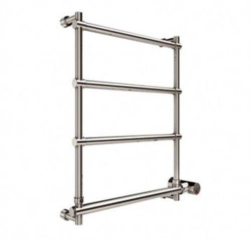 Mr. Steam W542PN 4-Bar Wall Mounted Electric Towel Warmer, Polished Nickel