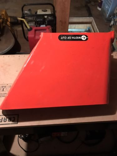 Ariens - New Holland- Gravely Tractor Mower Deck Chute - New