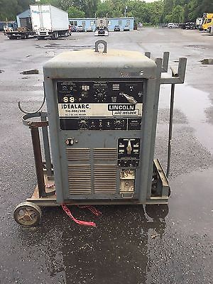Lincoln Ideal Arc Welder TIG 300S / 300