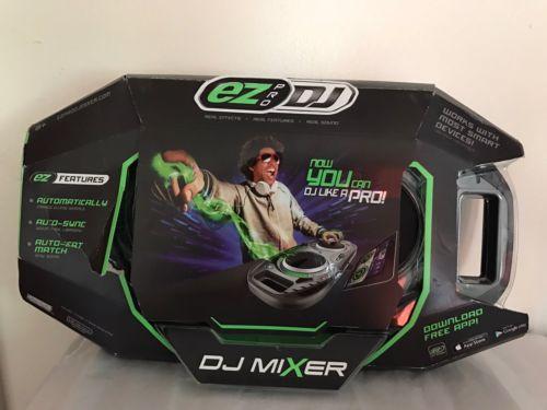 EZ Pro DJ Mixer- Now You can DJ like a Pro