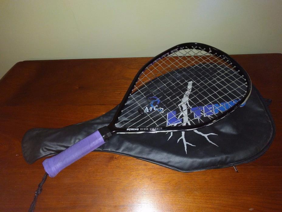 Ektelon Arc 2 Lightning Racquetball Racket w/ Cover