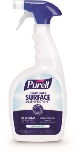 New Gojo # 3340-06 Purell 32oz Broad Spectrum Surface Disinfectant Spray Each