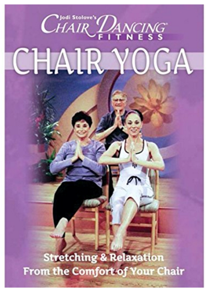 Jodi Stolove's Chair Dancing Fitness: Chair Yoga DVD
