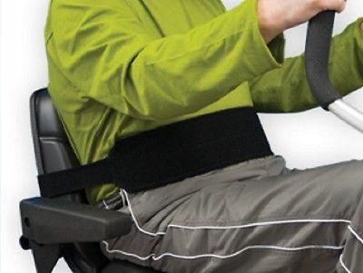 Nustep T4 / TRS4000 Seatbelt - $75 retail