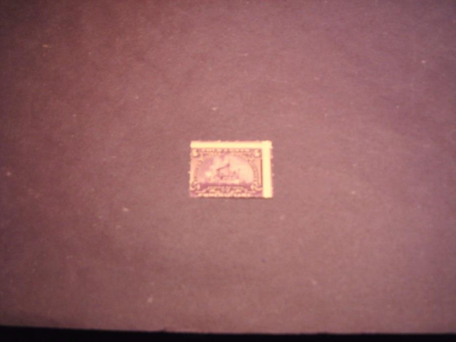 US Stamp Back of Book Scott# RB30  Battleship Unused 1898 C222