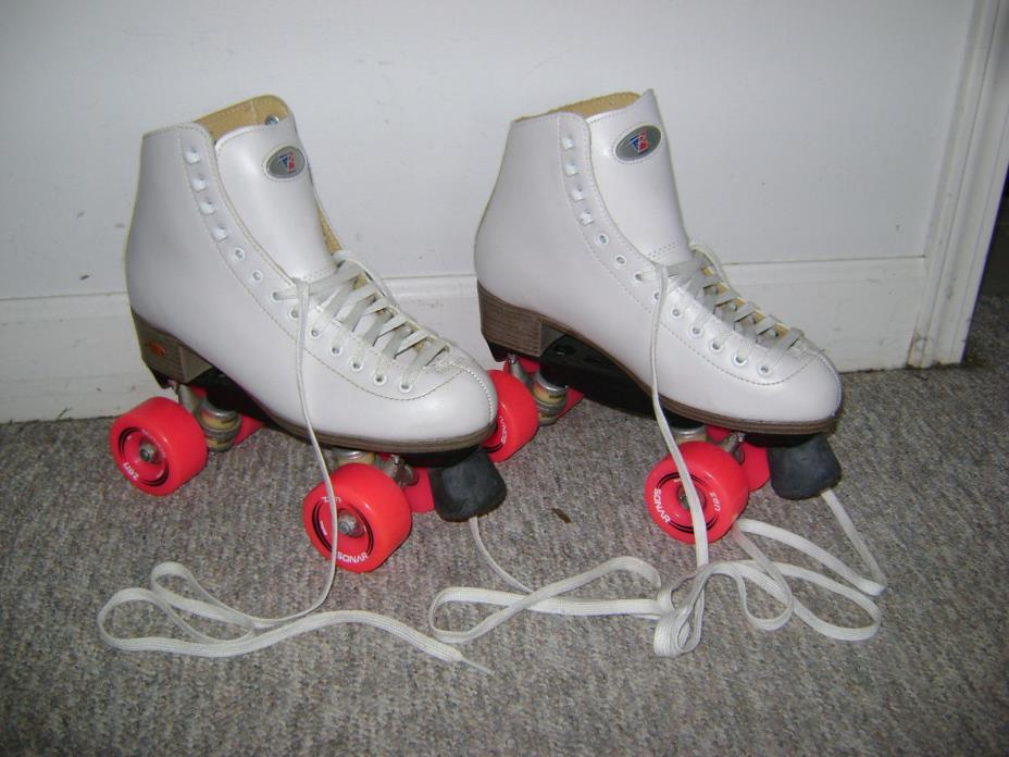 Riedell Roller Skates Womens Size 8