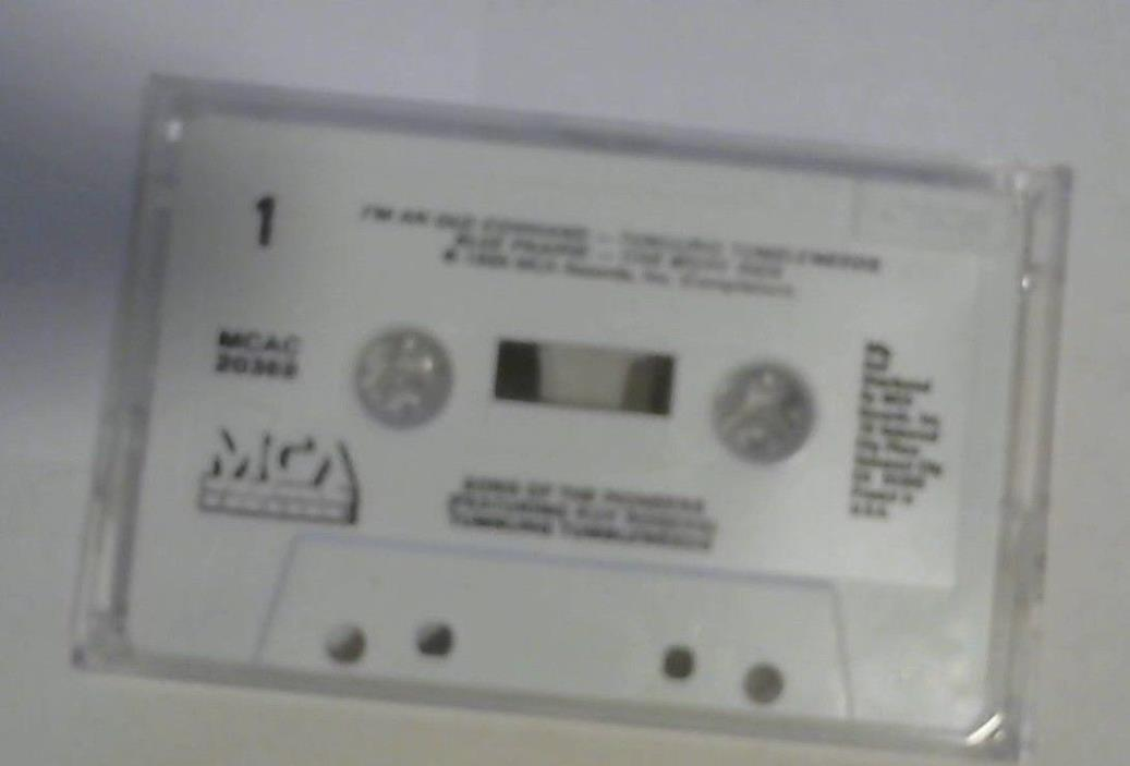 Sons of the Pioneers Tumbling Tumbleweeds cassette tape-roy rogers