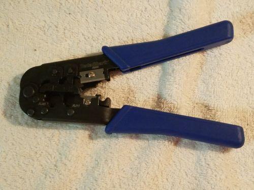 DATASHARK CRIMPER TOOL DATA PHONE CABLE CUTTER 70005 RJ45 RJ11
