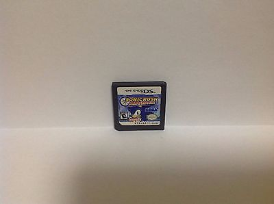 Sonic Rush Adventure - Nintendo DS - Game Only