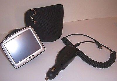 TomTom ONE 125, 1GB Portable GPS Navigator Bundle