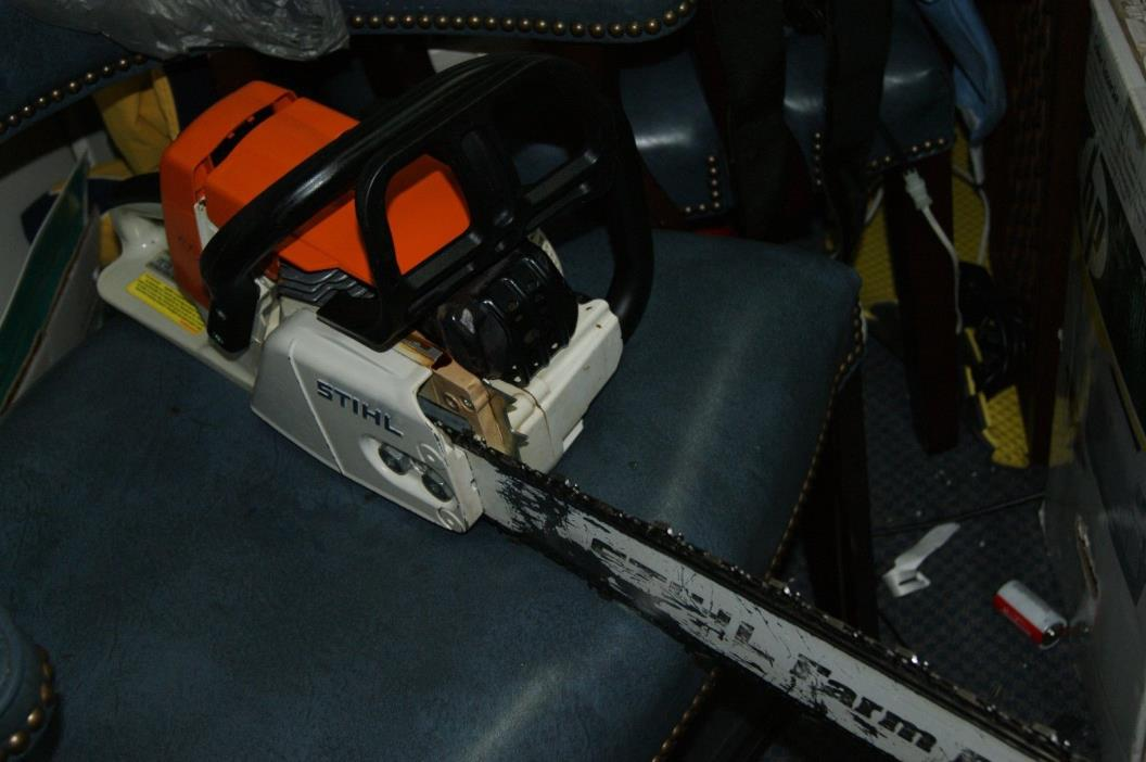 STIHL MS260  GAS POWERED CHAINSAW