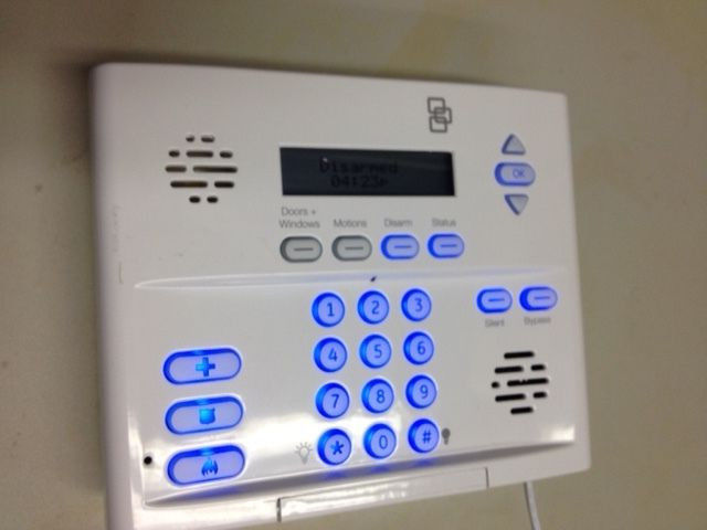 Simonxt Control Panel GE interlogistic wireless