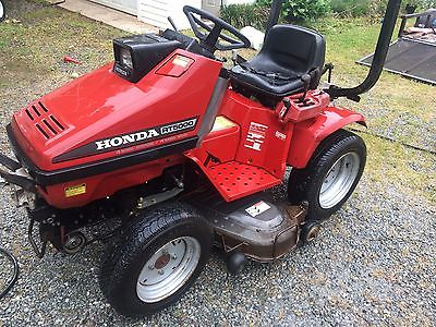 Honda Tractor For Sale Classifieds