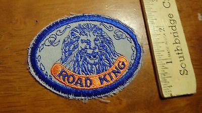 ROAD KING TRUCKING    PATCH BX12 #21
