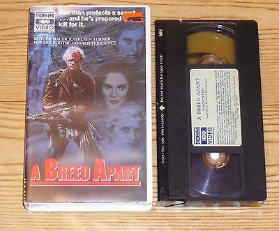 A Breed Apart (1984, VHS) Rutger Hauer, Vietnam Vet Action Revenge Clamshell