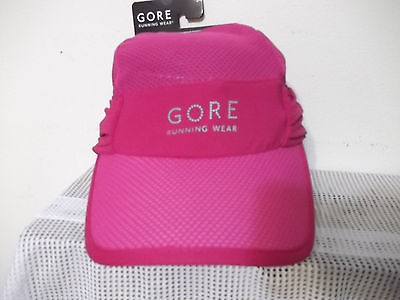 GORE BERRY RED CAP Running Wear  HEAIRL (Air Lady)  New With Tags