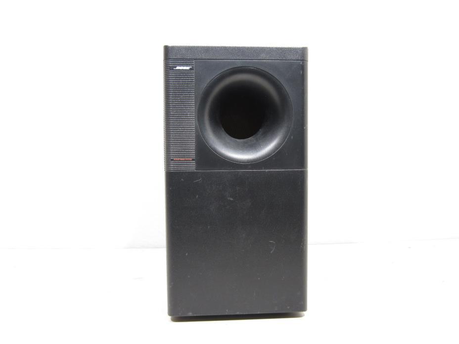 bose speakers subwoofer for sale classifieds. Black Bedroom Furniture Sets. Home Design Ideas