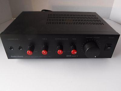 Radio Shack 20 Watt PA Amplifier MPA-31 PA Amp In Box