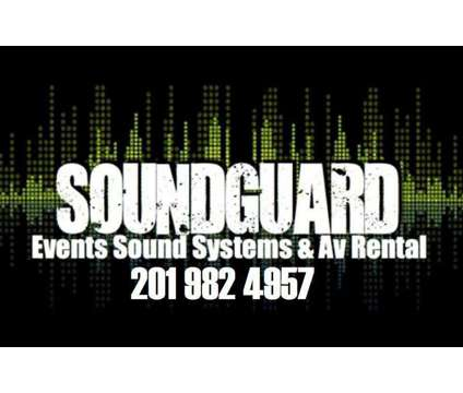 Live Sound System for Hire Delivered