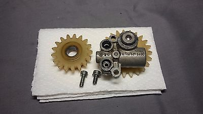 Stihl 020AV Chainsaw OEM Oil Pump Oiler Gear