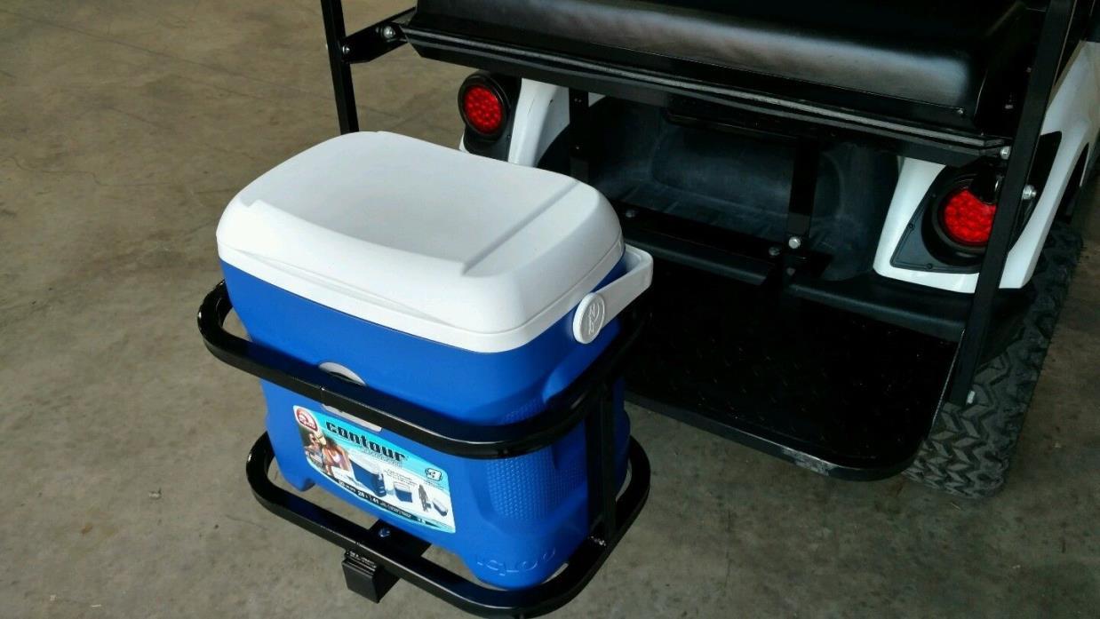 golf cart ez-go club car yamaha  atv utv hitch cooler carrier cooler included