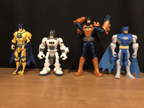 Comics Batman Action Figure Lot