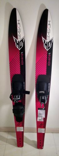 HO Burner Combo Skis 67