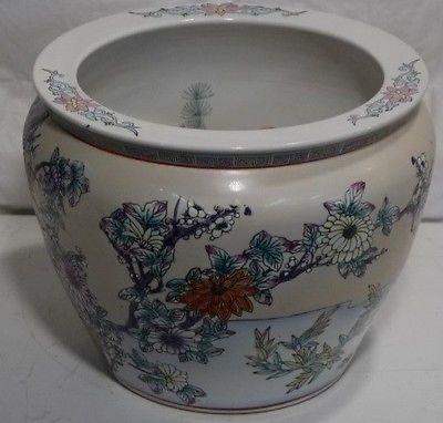Ceramic Oriental Pot
