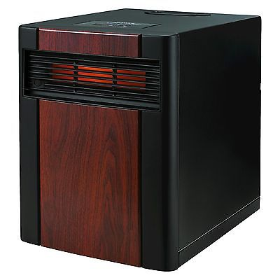 Holmes Infrared Heater, Wood Paneled, HRH8005A-RE-FCA